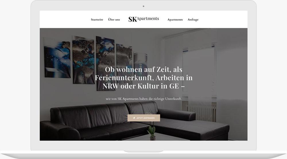 Referenzen SK Apartments